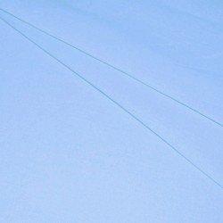 Фланель голубая шир 90 см