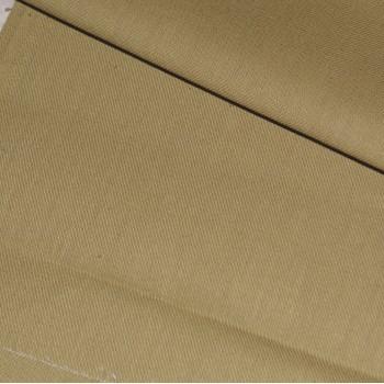 Ткань Диагональ Хаки 150 см