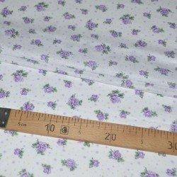 Ситец белоземельный шир.80 см. рис 7031
