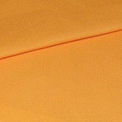 Саржа однотонная желтая
