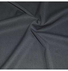 Ткань полушерстяная камвольная Привал черная