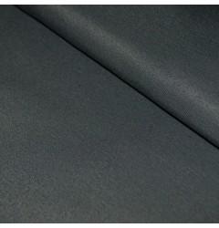 Ткань Грета однотонная темно-серая