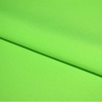 Ткань саржевая сигнальная ярко-салатовая