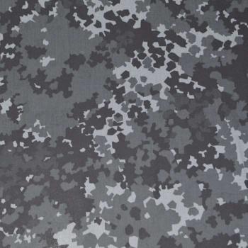 """Ткань """"Панацея-160"""" сорочечная """"Излом"""" темно-серый"""
