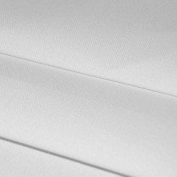Ткань Грета однотонная белая