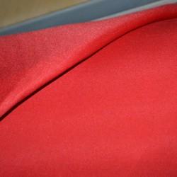 Ткань саржевая красная ВО