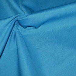Ткань ТиСи цвет голубой (темный)