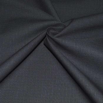 Рип-Стоп черный Чайковский Текстиль