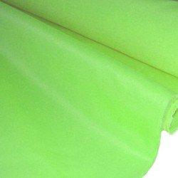 Ткань Грета однотонная ярко-салатовая