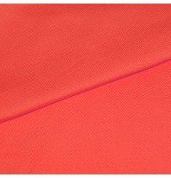 Ткань Грета однотонная красная