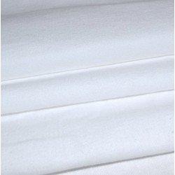 Фланель белая шир.75 см