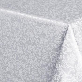 Ткань Журавинка белая