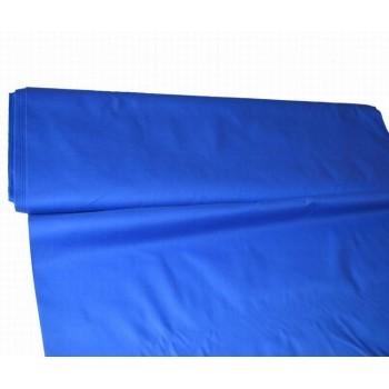 Бязь синяя василек