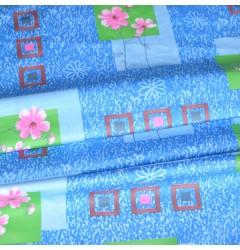 "Ткань тик ""Луговые цветы"""